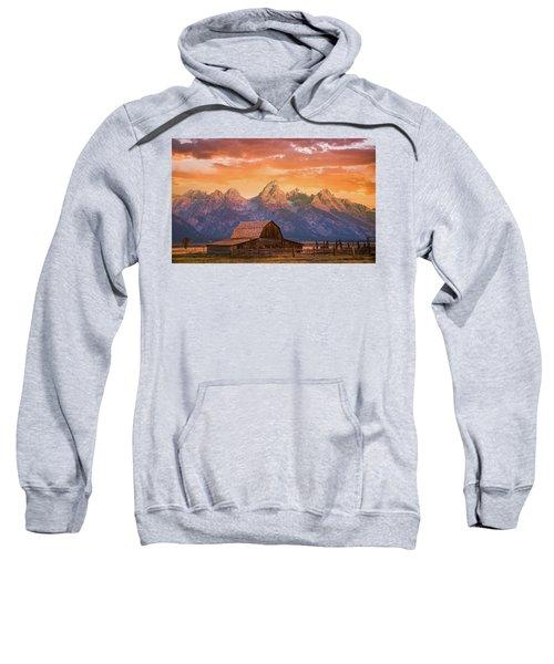 Sunrise On The Ranch Sweatshirt