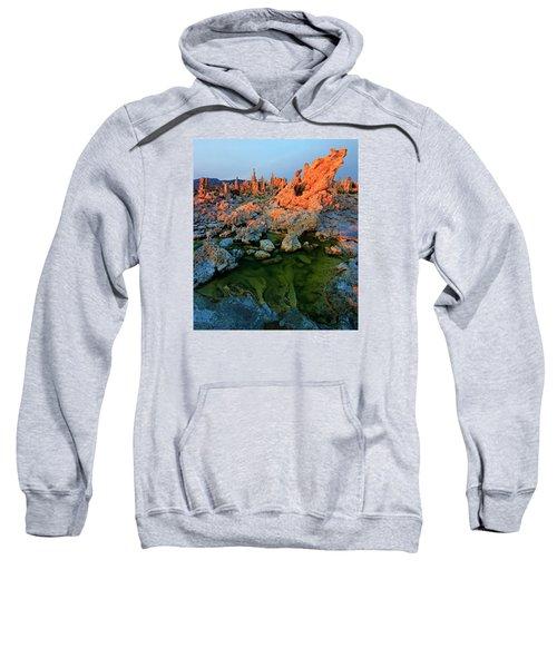 Sunrise On Tufa 2 Sweatshirt