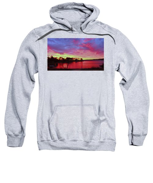 Sunrise Over Lake Murray Sweatshirt