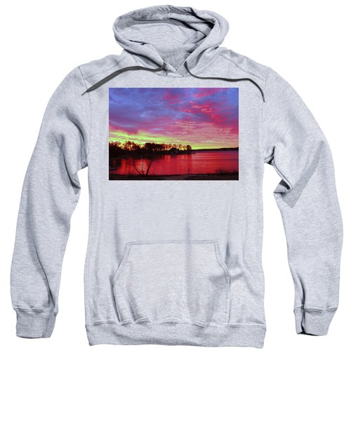 Sunrise Over Lake Murray Sweatshirt