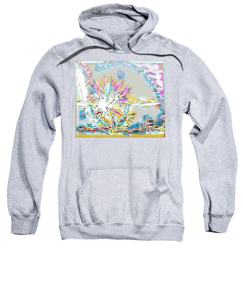 Sunrise Over The City Sweatshirt