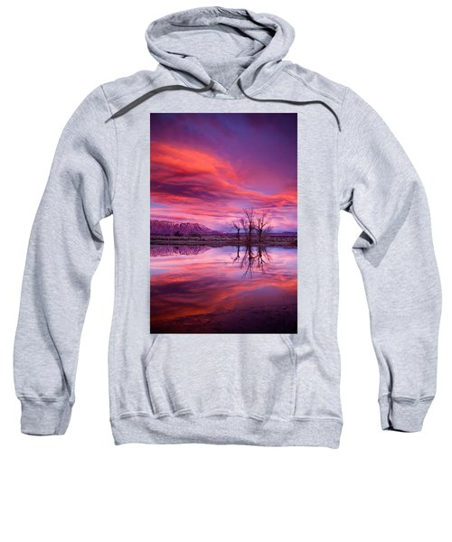 Sunrise Over The Tablelands Sweatshirt