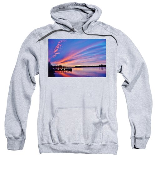 Sunrise Reflecting Sweatshirt
