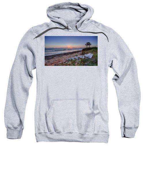 Sunrise Stairs Sweatshirt
