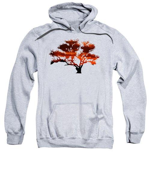 Sunrise Tree 2 Sweatshirt
