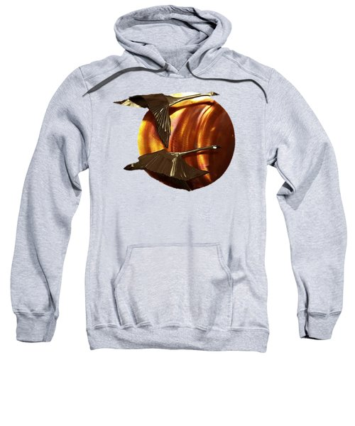 Sunrise Sweatshirt by Troy Rider