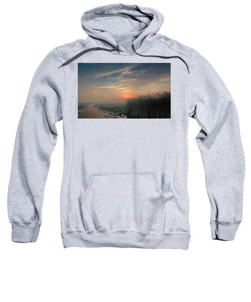 Sunrise Through The Fog Sweatshirt