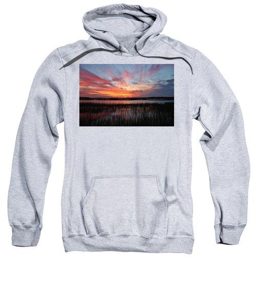 Sunset And Reflections 2 Sweatshirt