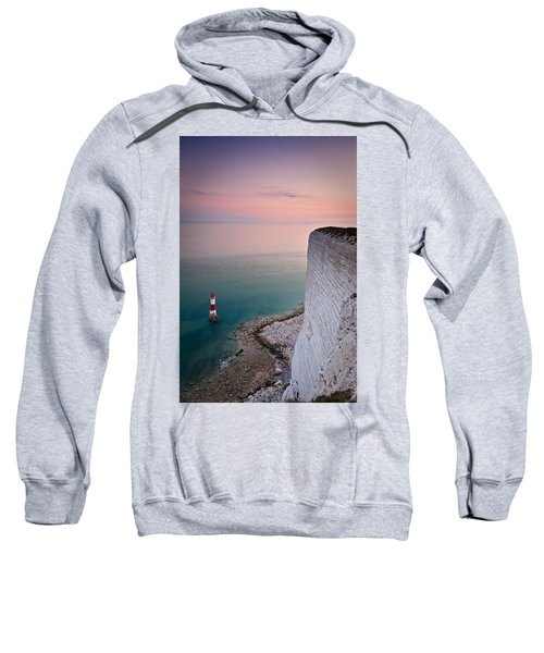Sunset At Beachy Head Sweatshirt