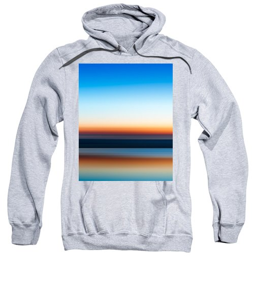 Sunset At Ottawa Lake Sweatshirt