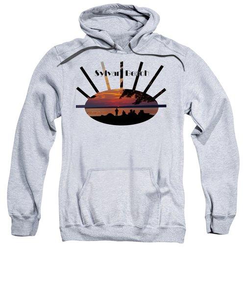 Sunset At Sylvan Beach - T-shirt Sweatshirt
