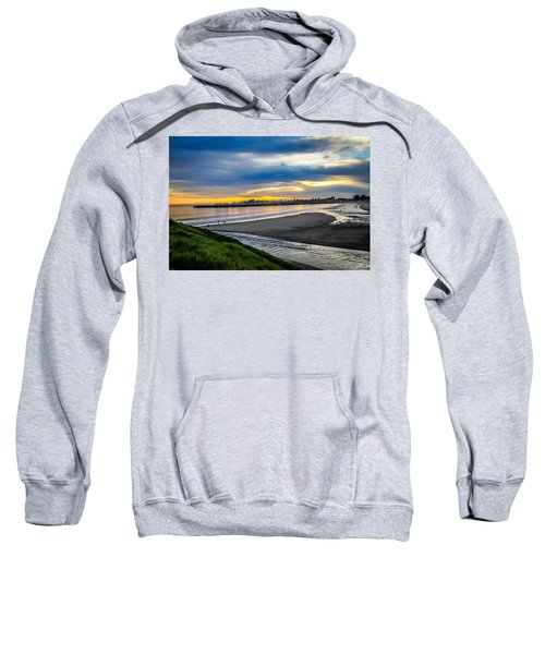 Sunset At The Rivermouth Sweatshirt