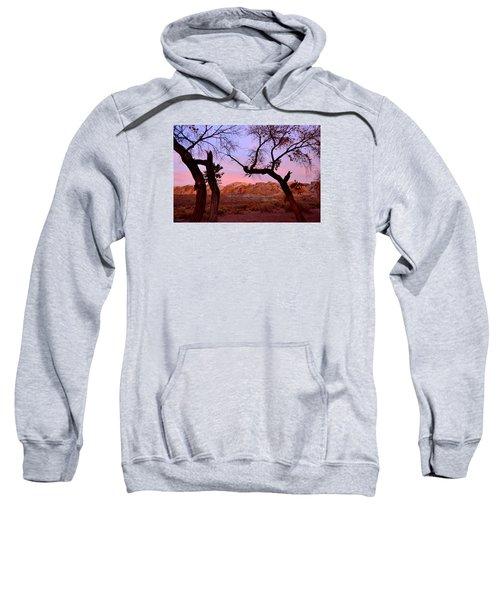 Sunset At The Swell Sweatshirt