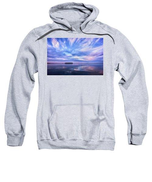 Sunset Awe  Signed Sweatshirt