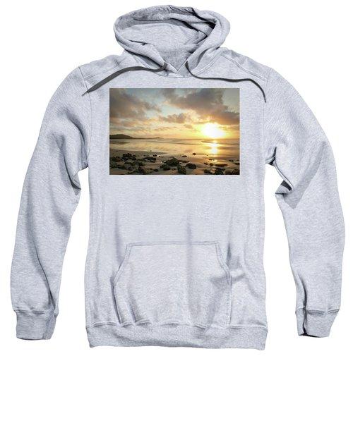 Sunset Beach Delight Sweatshirt