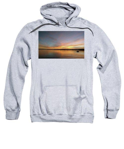 Sunset Blaze Sweatshirt