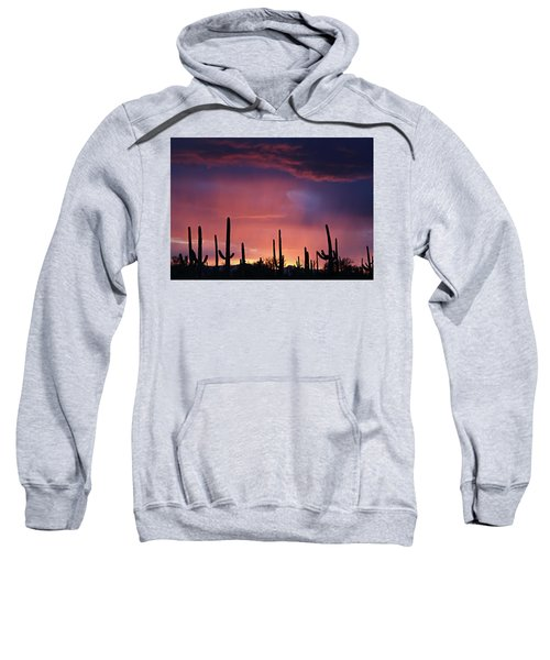 Sunset Colors Sweatshirt
