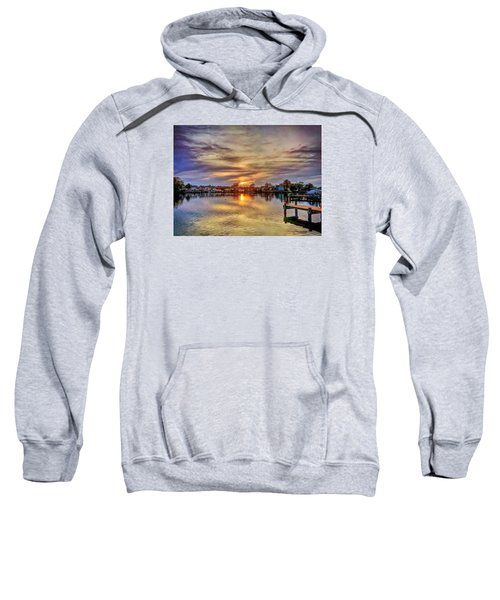 Sunset Creek Sweatshirt