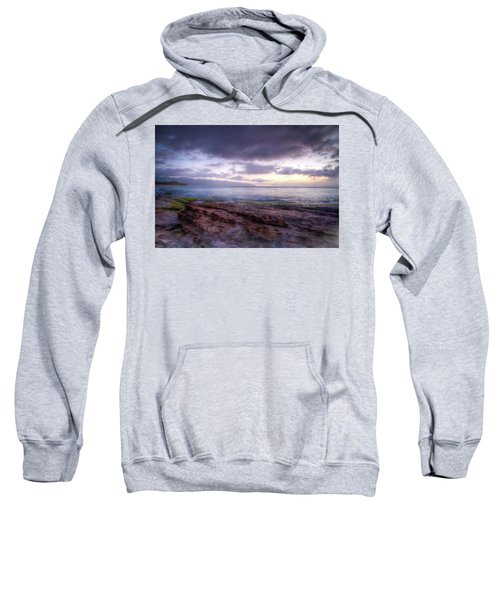 Sweatshirt featuring the photograph Sunset Dream by Break The Silhouette