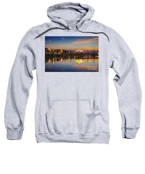 Sunset In Hoi An Vietnam Southeast Asia Sweatshirt