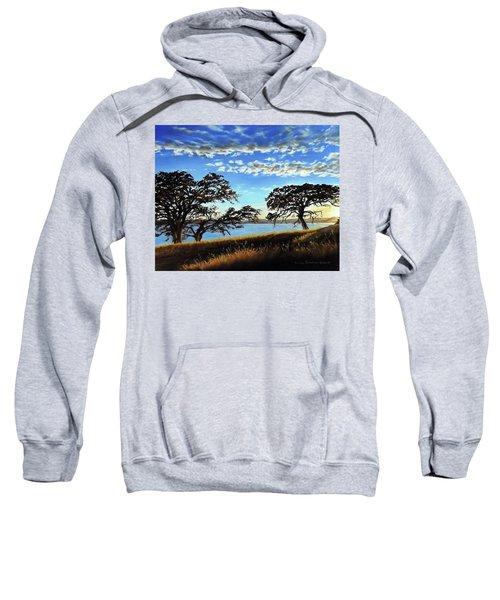 Sunset In Lucerne Sweatshirt