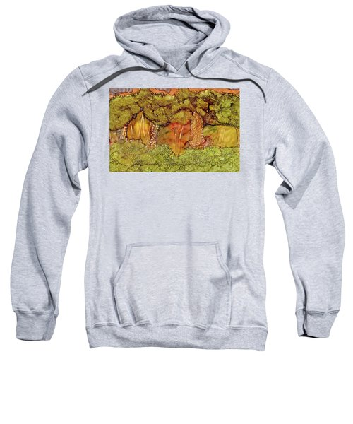 Sunset In The Forest Sweatshirt