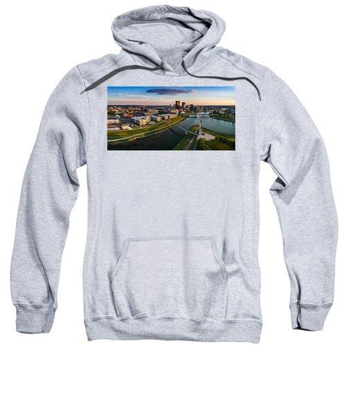 Sunset On Dayton Sweatshirt