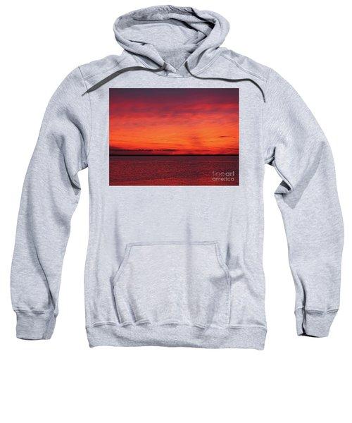 Sunset On Jersey Shore Sweatshirt