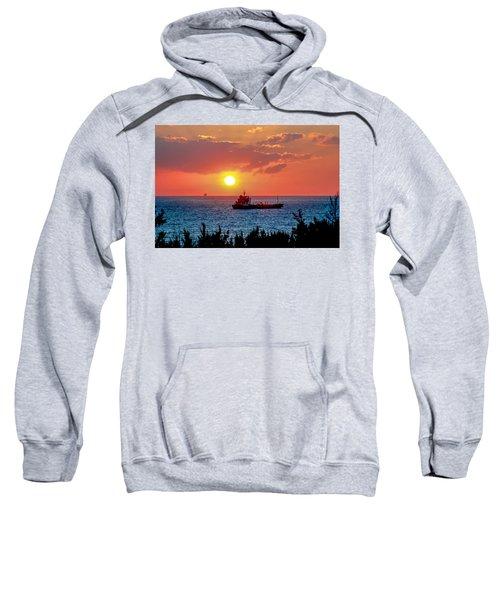 Sunset On The Horizon Sweatshirt