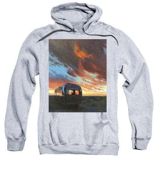 Sunset On The Mesa Sweatshirt