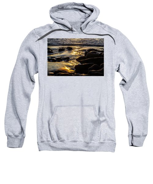 Sunset On The Rocks Sweatshirt