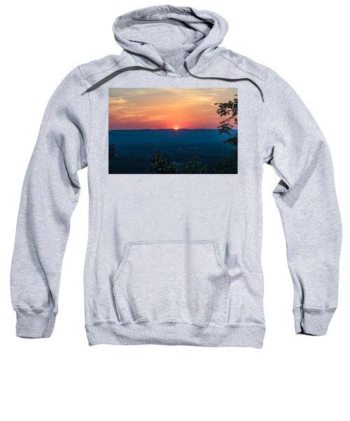 Sunset Over Easthampton Sweatshirt