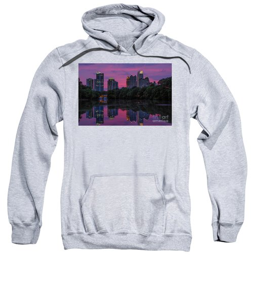 Sunset Over Midtown Sweatshirt