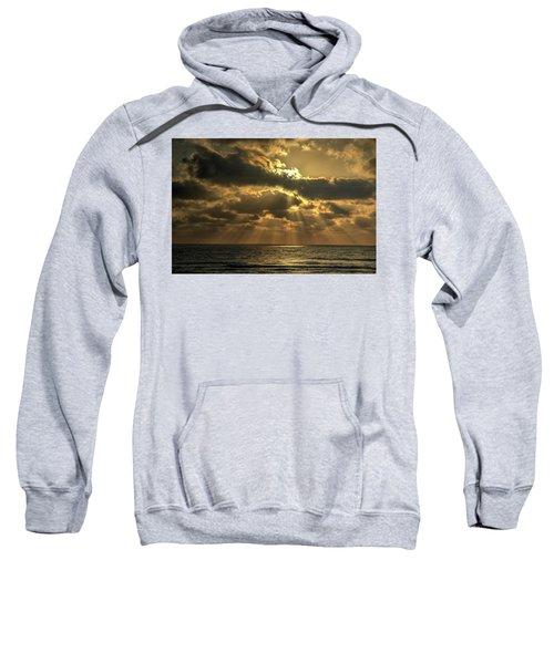 Sunset Over The Mediterranean 5 Sweatshirt