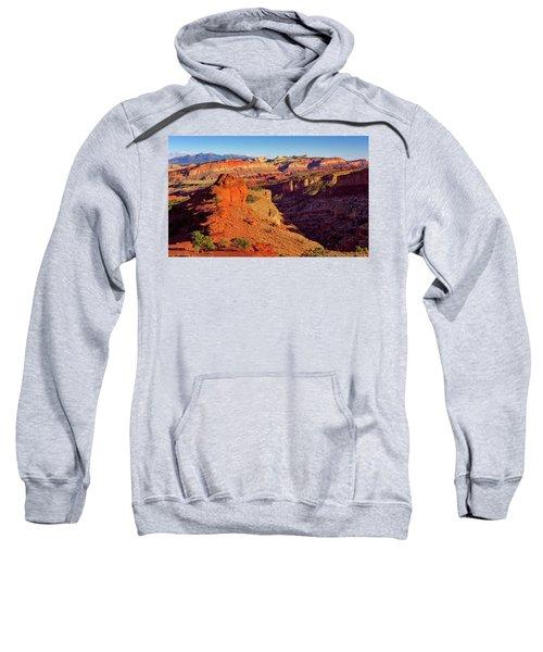 Sunset Point View Sweatshirt