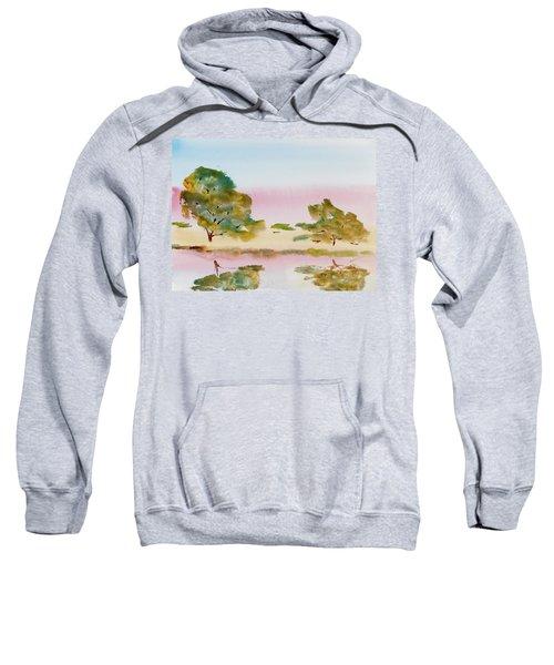 Reflections At Sunrise Sweatshirt