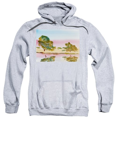 Reflections At Sunrise Sweatshirt