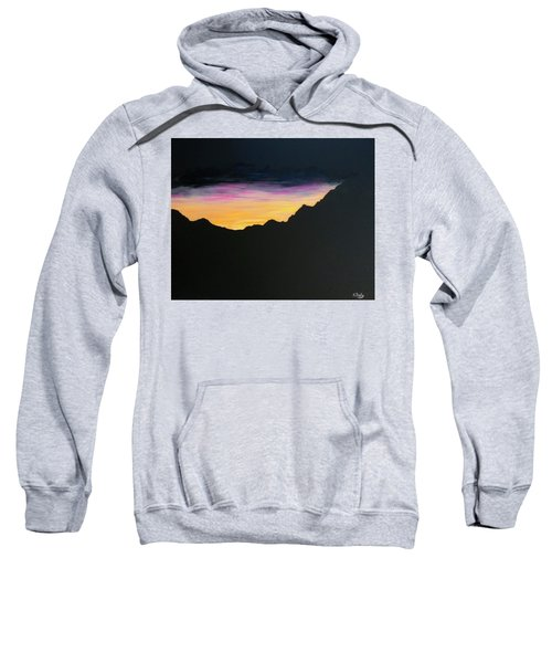 Sunset Silhouette Sweatshirt