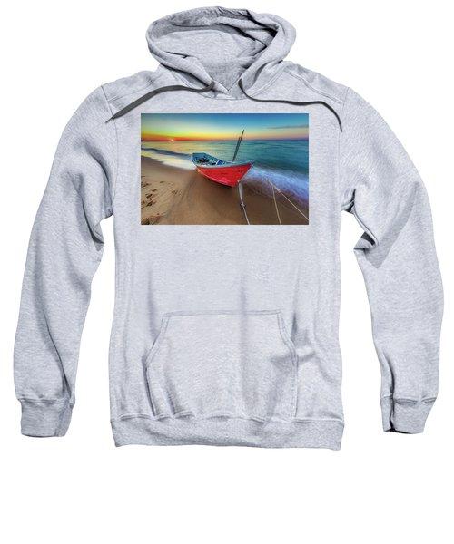 Sunset Skiff Sweatshirt