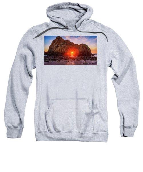 Sunset Through  Sweatshirt