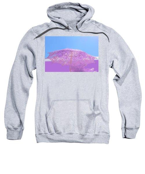 Sunshade In Pastel Color Sweatshirt