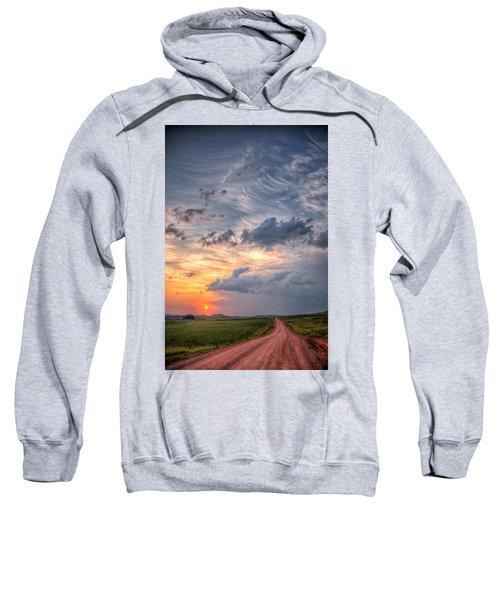 Sunshine And Storm Clouds Sweatshirt