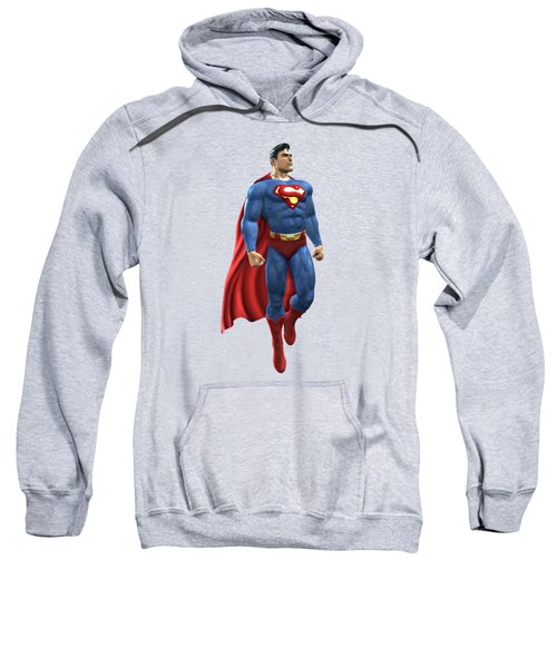 Superman Splash Super Hero Series Sweatshirt