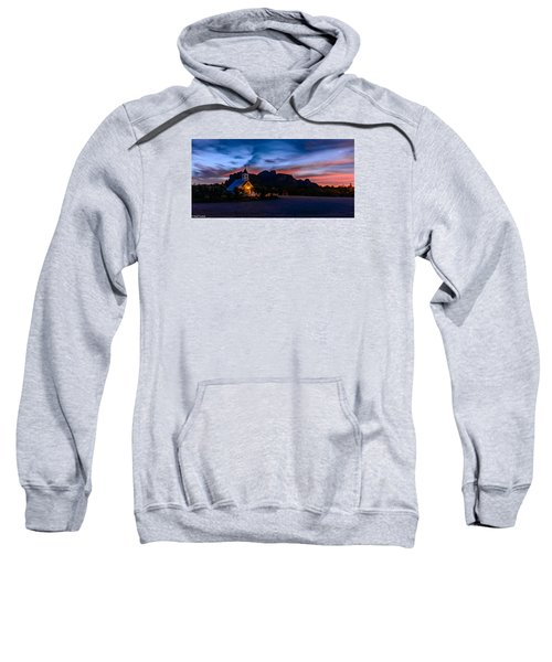 Superstition Sunrise Sweatshirt