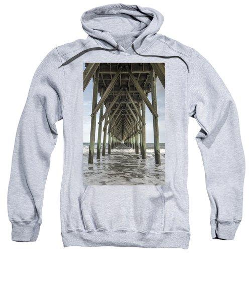 Surf City Pier Classic Sweatshirt