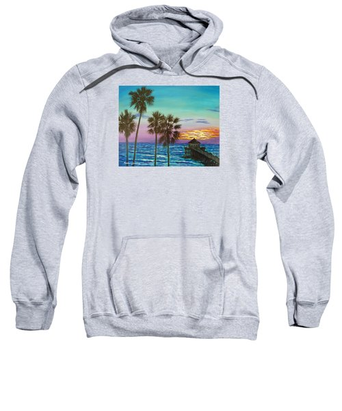 Surf City Sunset Sweatshirt