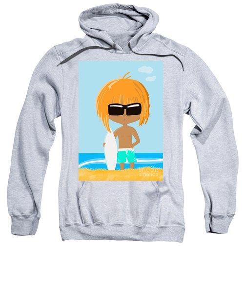 Surf Dude Sweatshirt