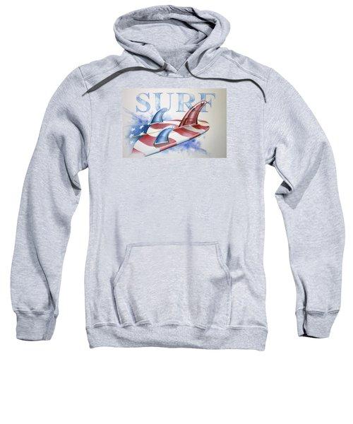 Surf Usa Sweatshirt
