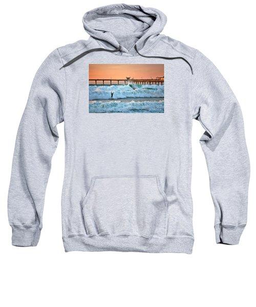 Surfer Celebration Sweatshirt