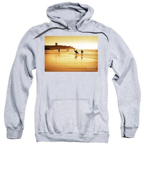 Surfers Silhouettes Sweatshirt
